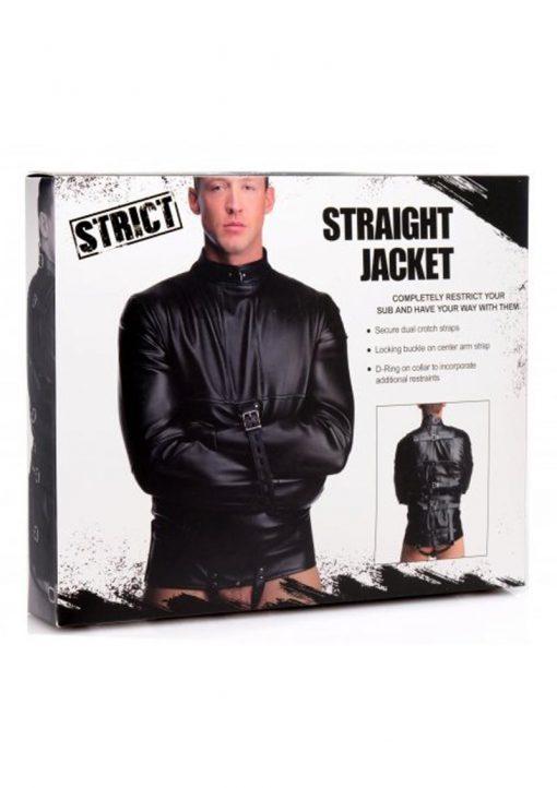 Strict Straight Jacket Small Bondage and Fetish