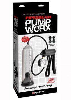 Pump Worx Pro Gauge Power Pump 8.5 Inch