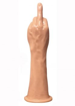Massive The Finger Fisting Trainer Probe Flesh 14 Inches