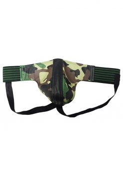 Rouge Jocks Stripe Waist Band Camo Medium