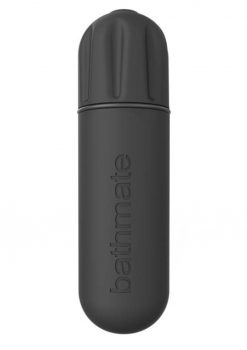 Bathmate Vibe Unisex Vibrating Bullet Rechargeable Waterproof Black