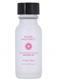 Pure Instinct Pheromone Infused Oil For Her .5 Ounce Bottle