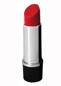 Love Stick Discreet Lipstick Vibrator Splash Proof Red 3.25 Inch