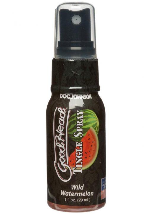 GoodHead Tingle Spray Wild Watermelon 1 Ounce