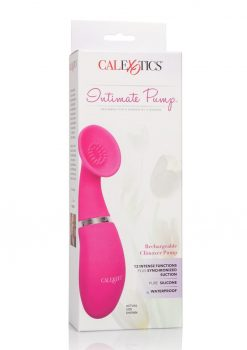 Intimate Pump USB Rechargeable Climaxer Pump Waterproof Pink 6.75 Inch