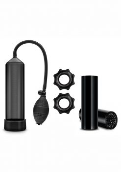 Quickie Kit Thick Cock Performance Pump Kit Black
