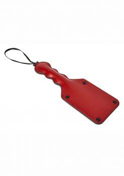 Saffron Square Paddle Red/Black