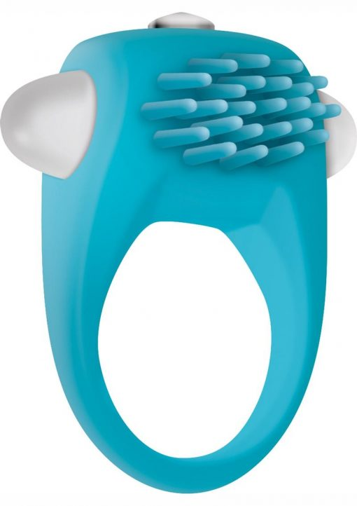 Teal Tickler Cocking Silicone Waterproof