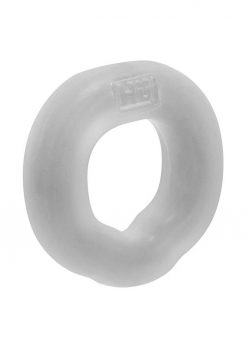 Hunkyjunk Fit Ergo Silicone Blend C-Ring Ice