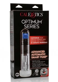 Optimum Series Advanced Automatic Smart Pump USB Rechargeable Clear