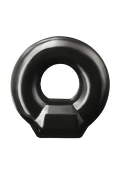 Renegade Drop Ring Black Cock Ring Non-Vibrating
