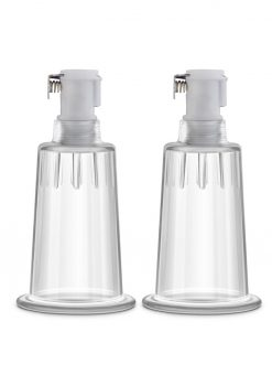 Temptasia Nipple Pump Cylinder 1 Inch 2 Piece Set