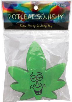 Potleaf Squishy Slow Rising Squishy Toy Hemp Scented