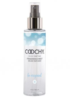 Coochy Oh So Tempting Fragrance Mist Be Original 4 Ounce Spray