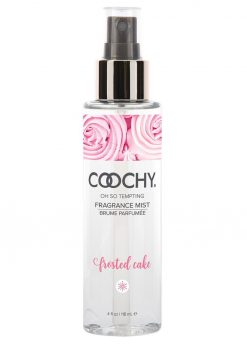 Coochy Oh So Tempting Fragrance Mist Frosted Cake 4 Ounce Spray