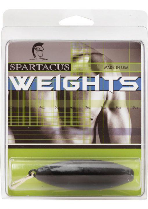4 Ounce Weight Black