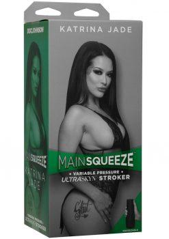 Main Squeeze Katrina Jade UltraSkyn Stroker Realistic Pussy Vanilla 9 Inches
