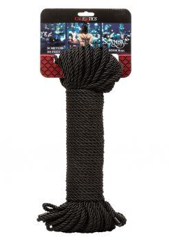 Scandal Bdsm Rope 164 Feet Bondage Black