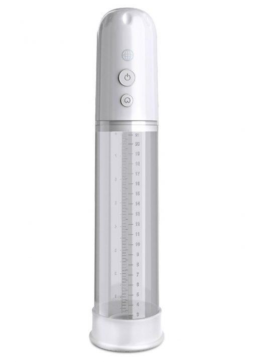 Classix Auto-Vac Power Pump Penis Enlargement System White