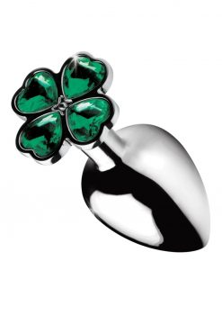Booty Sparks Lucky Clover Gem  Nickle Free Small
