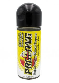 Body Action Prolong Lubricant For Men 2 Ounce