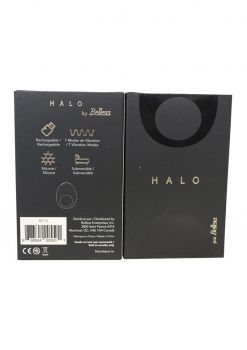 Bellesa Halo Black
