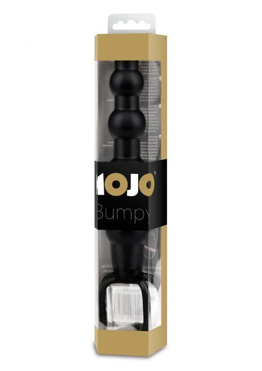 Mojo Bumpy ockring With Probe Silicone Non Vibrating