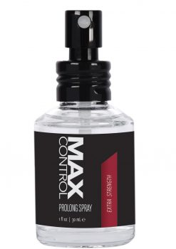 Max Control Prolong Spray Extra Strength 1 Oz