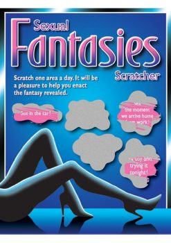 Scratchcard Sexual Fantasies Scratcher