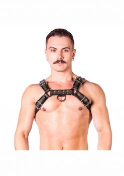 Prowler Red Bull Harness Blk/grn Md