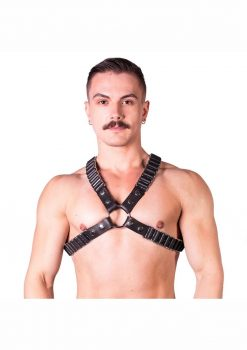 Prowler Red Ballistic Harness Blk/sil Xl