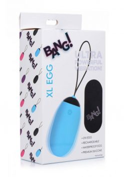 Bang Xl Vibe Egg Blue