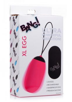 Bang Xl Vibe Egg Pink