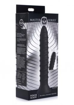 Ms Power Screw Spiral Vibrator