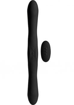Kink Dual Flex Vibe W/remote Blk