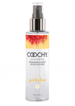Coochy Oh So Tempting Fragrance Mist Peachy Keen 4 Ounce Spray