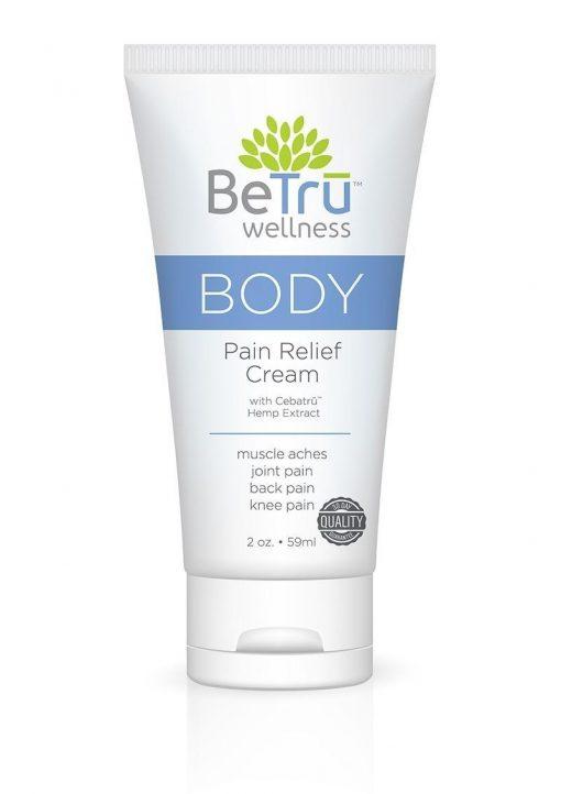 Bt Body Pain Relief Cream 2oz