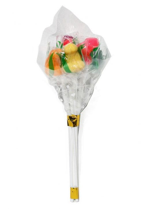 Candy Prints Candy Penis Bouquet