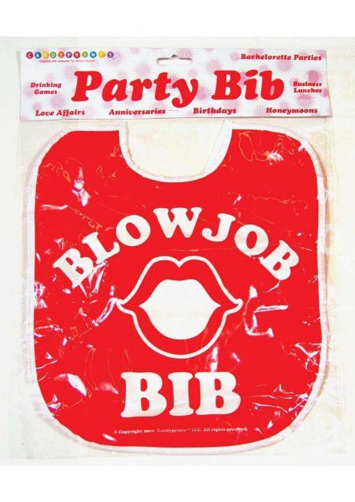 Cp Blow Job Bib