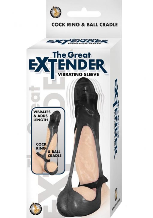 Great Extender Vibe Sleeve Blk