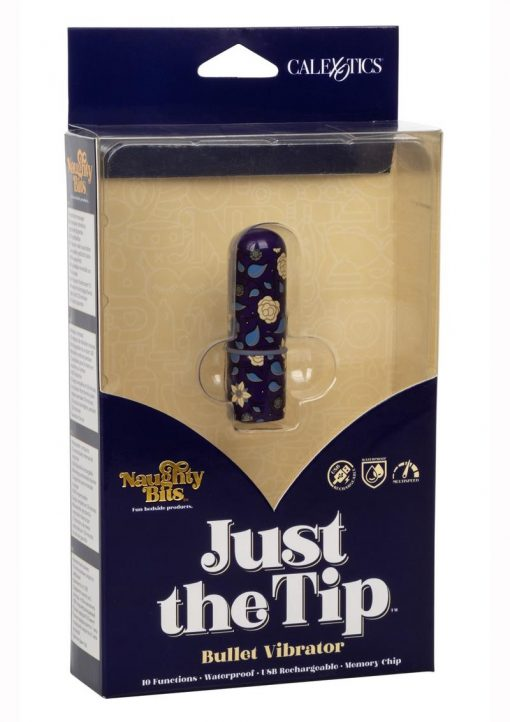 Naughty Bits Just The Tip Bullet Vibe