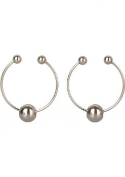 Nipple Rings Non Peircing Silver