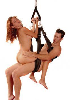 Pleasure Swing Black
