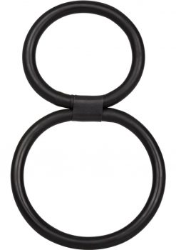 Double Helix Quick Release Erection Ring Sized To Fit Black