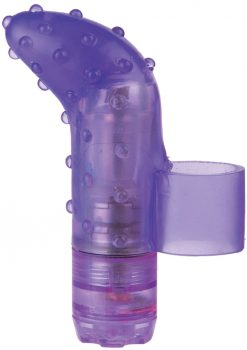 Finger Fun G-Spot Massager - Purple